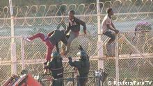 Spanien | Hunderte Migranten stürmen spanische Exklave Ceuta