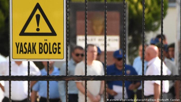 Türkei | US-Pastor Brunson in Hausarrest entlassen