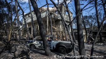 Οι εικόνες της απόλυτης καταστροφής είχαν κάνει το γύρο του κόσμου