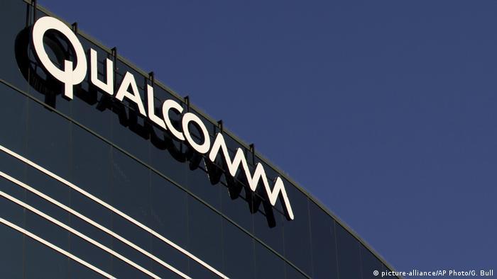 Qualcomm's HQ in San Diego
