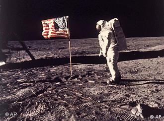 40 години от първото кацане на Луната