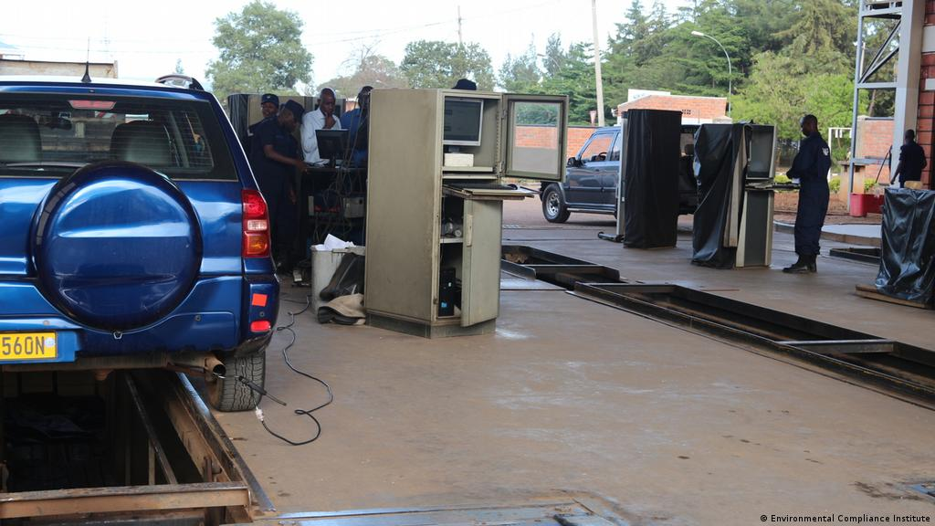 Is Africa becoming the world′s dumping ground for dirty diesel