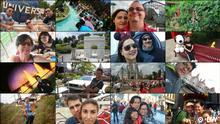 Titel: DW Collage Zuschaueraktion Euromaxx Schlagworte: Erlebnispark, Themenpark, Collage, Euromaxx, Zuschaueraktion Wer hat das Bild gemacht/Fotograf/Quelle?: DW -> gem, Teilnahmebedingungen Bildbeschreibung: Collage Zuschaueraktion Euromaxx
