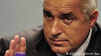 Bojko Borissow, neuer bulgarischer Ministerpräsident (Foto: picture alliance/dpa)