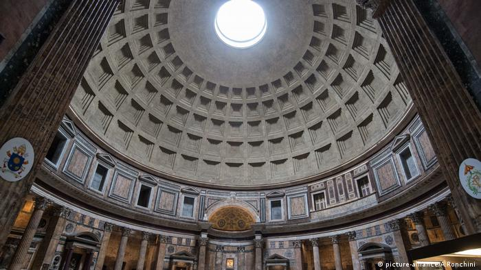 Rome, Pantheon (picture-alliance/A.Ronchini )