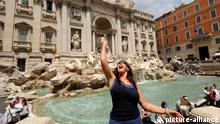 Rom, Trevi Brunnen (picture-alliance)
