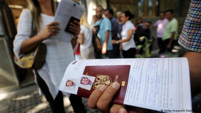 Saga e gjatë për një vizë pune në ambasadën gjermane