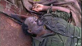Jonas Savimbi ist tot