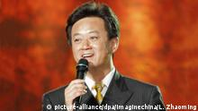 Wetten, dass..? in China - Moderator Zhu Jun