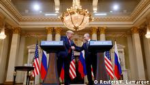 Finnland Trump-Putin summit in Helsinki