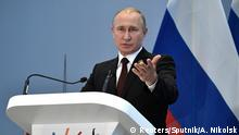 Südafrika Johannesburg BRICS-Treffen Putin