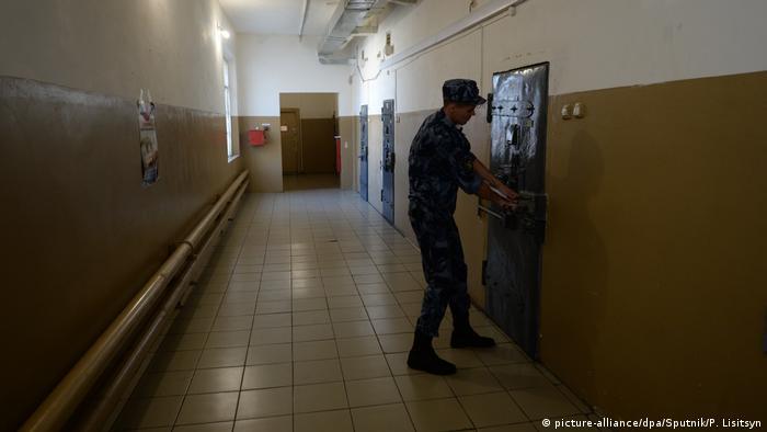 СИЗО в России (фото из архива)