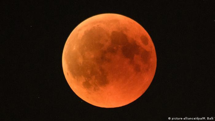2ae910736 Prepare-se para o único eclipse lunar total de 2019 | Novidades da ...
