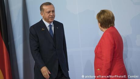 Ερντογάν: Τι περιμένω από τη Γερμανία