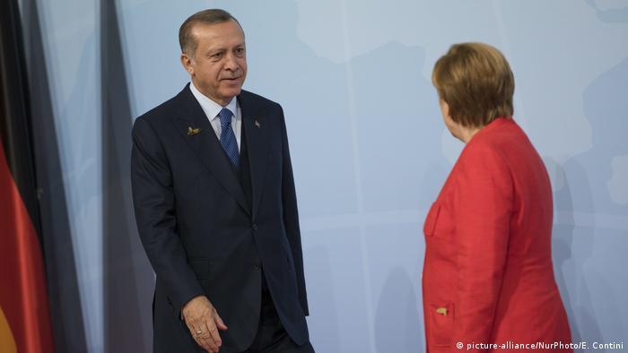 Эрдоган в сентябре впервые с 2014 года посетит Германию с государственным визитом