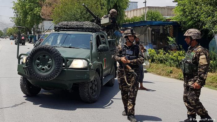 Afghanistan Anschlag (Reuters/Parwiz)