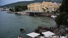 Kroatien | Küste von Opatija