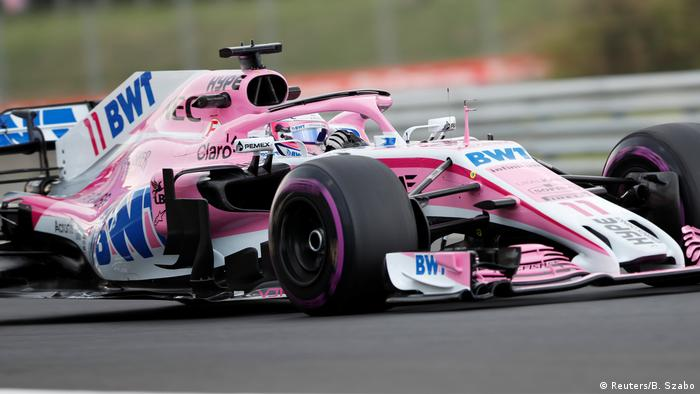 Motorsport Formel 1 - Force India (Reuters/B. Szabo)