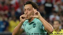 Fussball Interantional Champions Cup - Arsenal vs Paris Saint-Germain - Mesut Özil