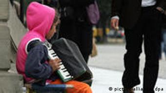 Prodana ili oteta djeca često prose na europskim ulicama