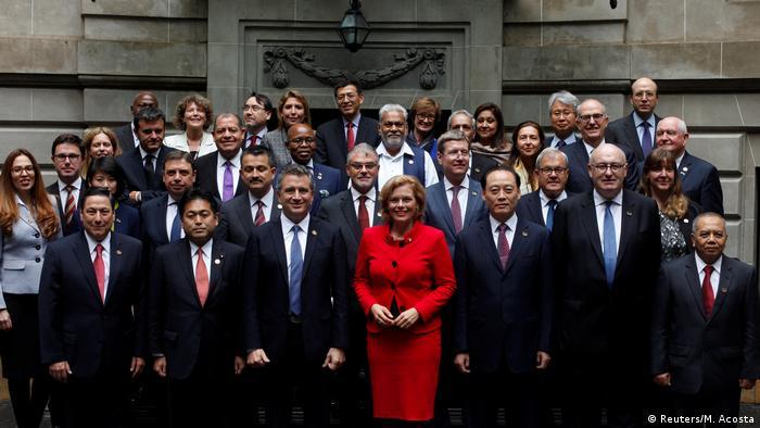 Argentinien G-20 Agrarministertreffen in Buenos Aires - Klöckner (Reuters/M. Acosta)