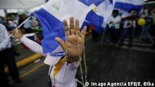 Nicaragua Managua Demonstration