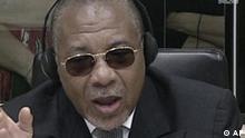 Kriegsverbrecher Charles Taylor