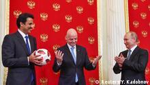 Fußballweltmeisterschaft 2022 in Katar