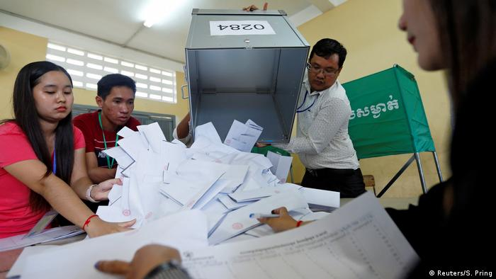 Elections in Cambodia