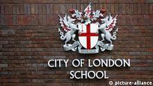 ***Archivbild*** City of London School | Verwendung weltweit