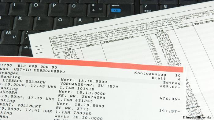 Bankovni ispisi stanja računa