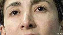 Senator Ingrid Betancourt in Kolumbien verschwunden