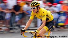 Frankreich Tour de France 21. Etappe in Paris - Geraint Thomas