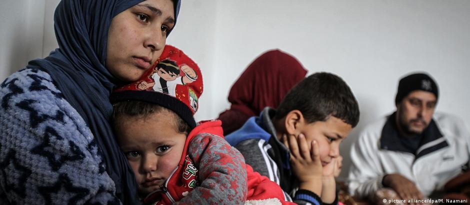 Πρόσφυγες φοβούνται να επιστρέψουν στη Συρία