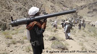Отряд талибов в Герате