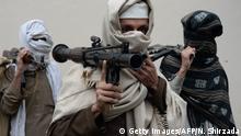 Afghanistan - Taliban Kämpfer