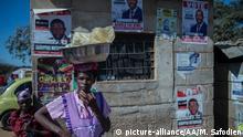Simbabwe Harare vor der Wahl