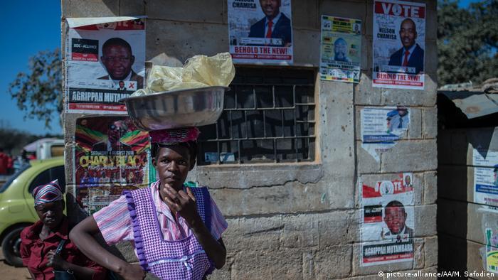 Зімбабве обирає нового президента