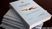 Malaysia Abschlussbericht Vermisstes Flugzeug MH370