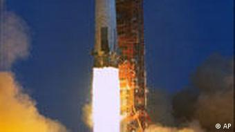 Misja Apollo 11: start rakiety Saturn V (16.07.1969)