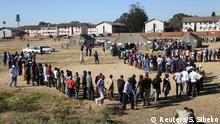 Simbawe Präsidentschaftswahlen Wähler