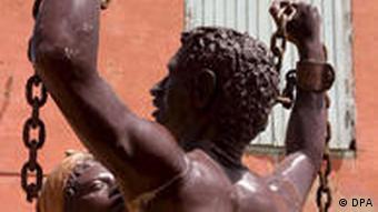 Sklaverei - Kunst erinnert an Menschenhandel
