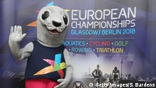 Berlin-Glasgow 2018 European Championships Media Event