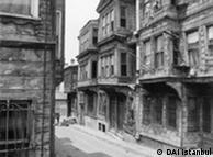 Palácio Ahmet Pasa antes da restauração