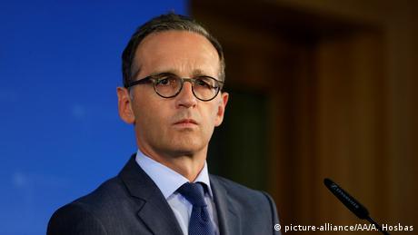 Глава МЗС ФРН застеріг щодо зростання впливу Китаю на світову політику