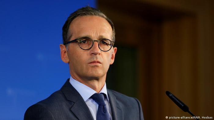Ministrul federal de Externe, Heiko Maas