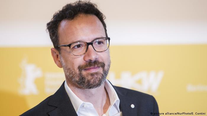 O italiano Carlo Chatrian, novo diretor da Berlinale