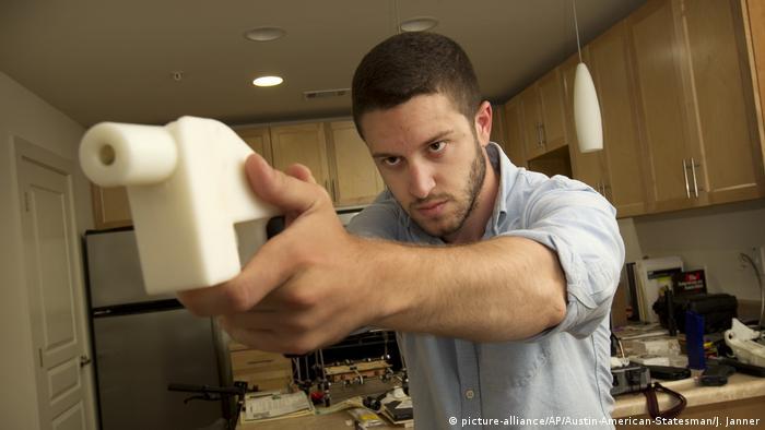 USA 3D Waffen - Cody Wilson