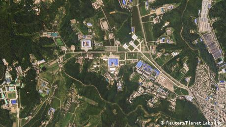 Дослідження: КНДР приховує ракетні бази