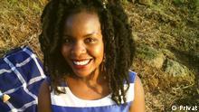 Lernerporträt Georgina aus Kenia